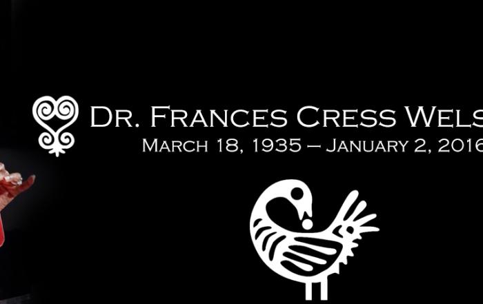 Dr Frances Cress Welsing