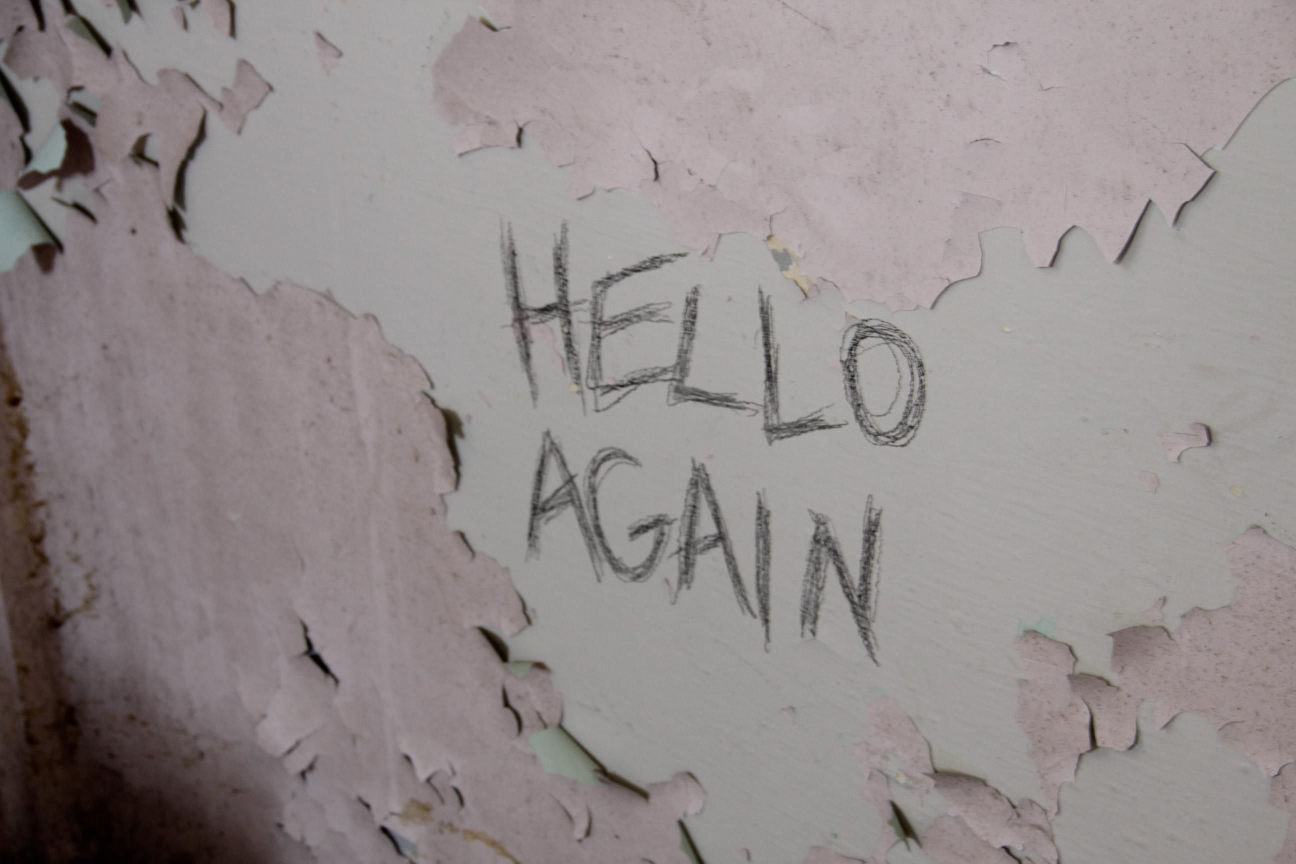 Hello Again
