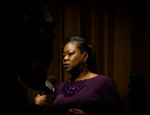 A Night with Sybrina Fulton