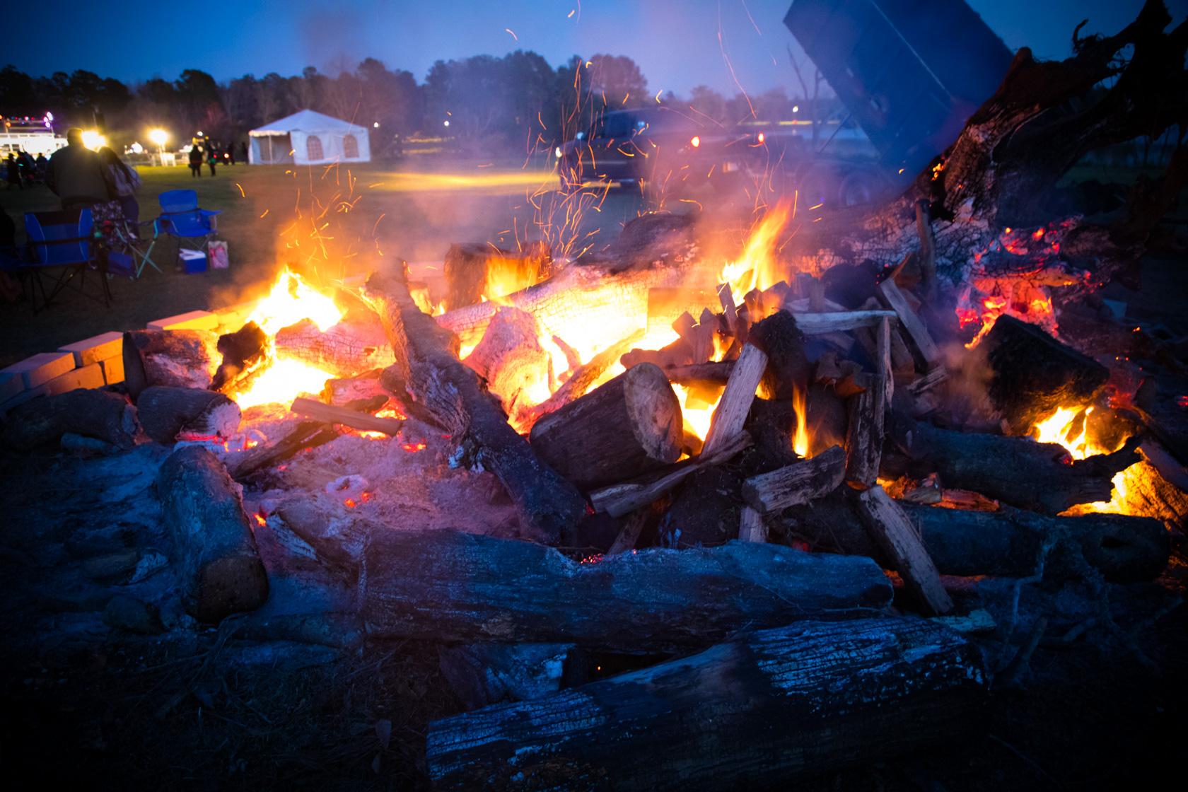 bonfire 2020